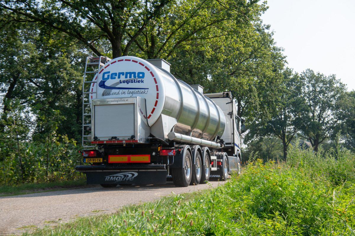 Germo Logistiek Feed